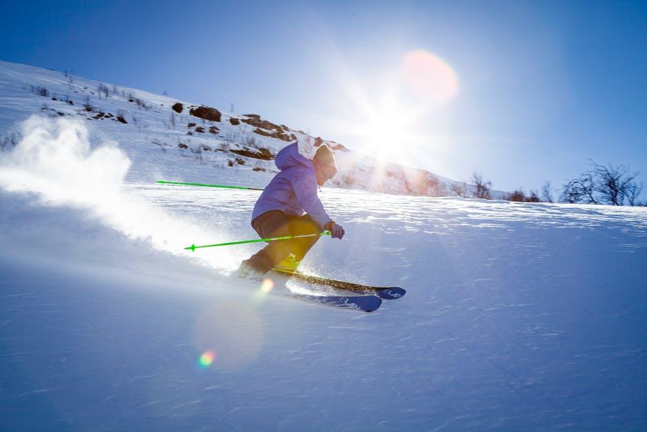 Активный отдых в зимнее время года